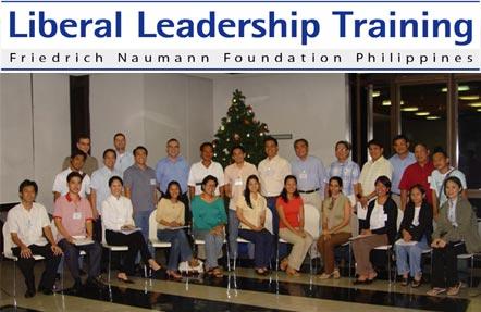 2nd Liberal Leadership Training Workshop